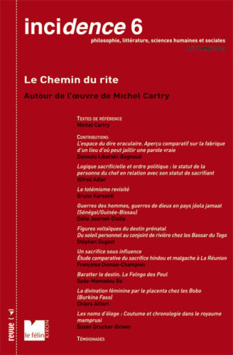 Incidence 6, Le chemin du rite